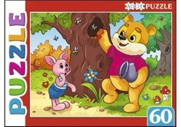 Пазлы 60эл «Сказка №88» Artpuzzle