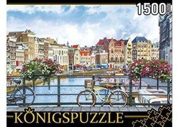 Пазлы 1500эл «Нидерланды.Амстердам»