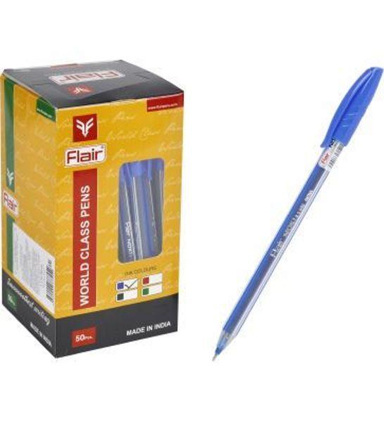 Ручка шар 0.7мм «Flair NOKI» Синяя