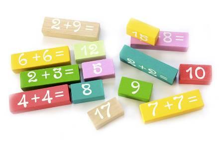 Набор логический Учимся играя «Решаем» 36дет