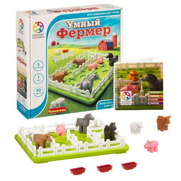 Игра Умный фермер