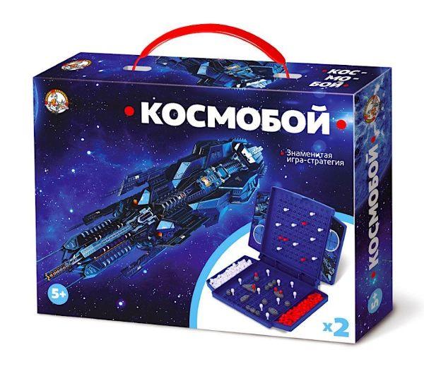 Игра ЖК Космобой (мини)