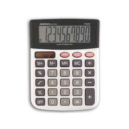 Калькулятор 10р Assistant 146х103х32мм