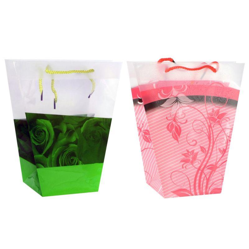 Пакет пластиковый для горшечных цветов