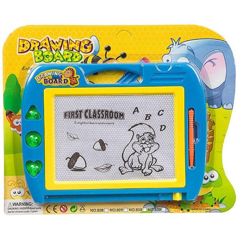 Доска для рисования 36х29см с карандашом First Classroom
