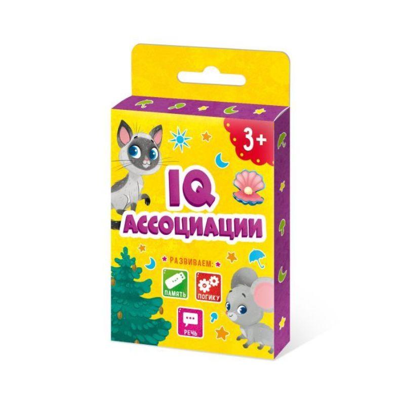Развивающие карточки IQ Ассоциации