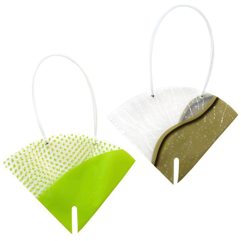 Пакет пластиковый для горшечных цветов Winter Wings