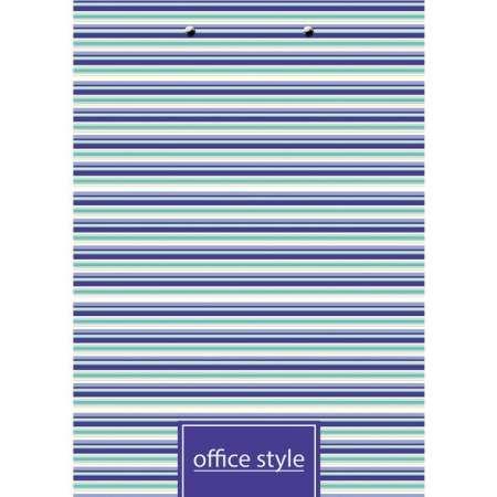 Планшет А4 с зажимом Office style ламинация
