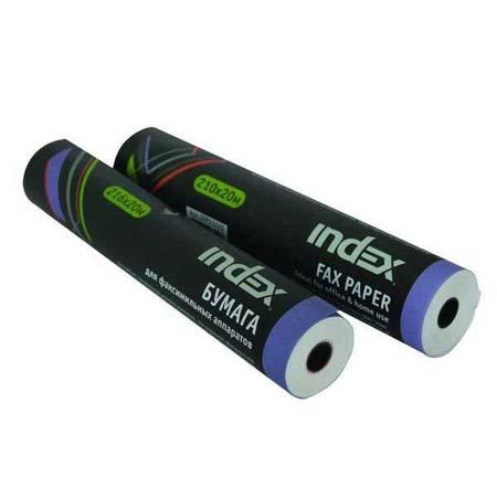 Ролик для факса INDEX (210мм*20м)