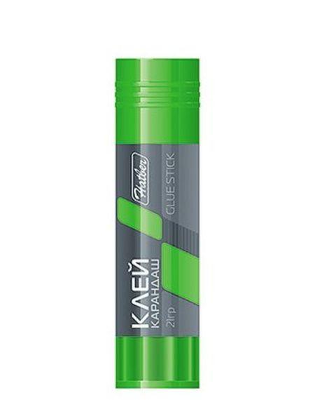 Клей-карандаш 21г «Hatber»