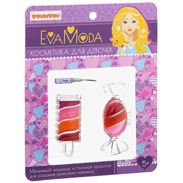 Набор косметики EVA Moda леденец и конфетка
