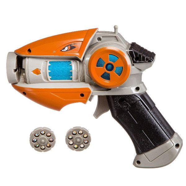 Пистолет-диапроектор «Орел» 2в1 23,5х19х6см, 2диск