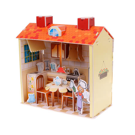 3Д пазлы Кухня