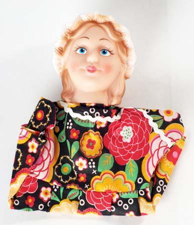 Кукла-перчатка МАТУШКА