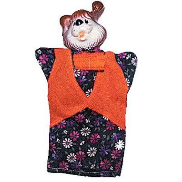 Кукла-перчатка СОБАЧКА ЖУЧКА