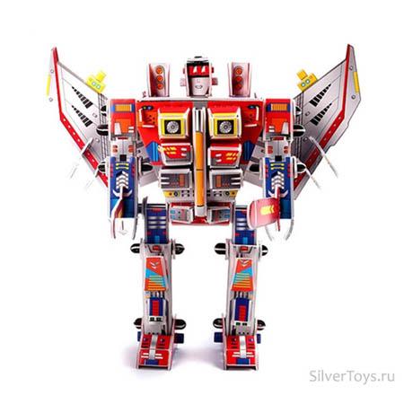 3Д пазлы Робот космического десанта (111д)27х12х27