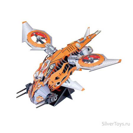 3Д пазлы Орел-истребитель (119дет) 26х20х11см