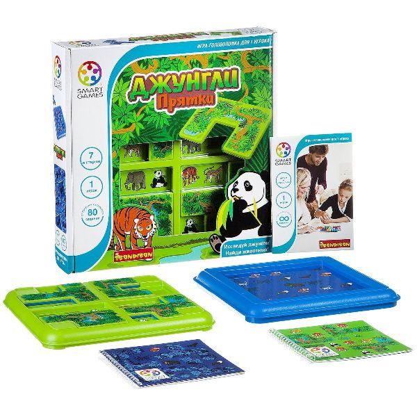 Игра Джунгли.Прятки логическая игра