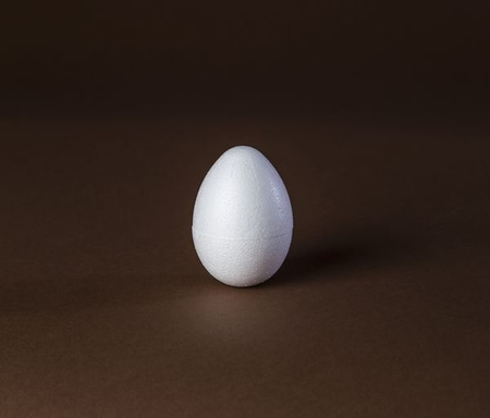 Пенопласт.Яйцо Ф5х3,5 см
