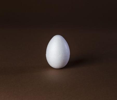 Пенопласт.Яйцо Ф8х5,5 см