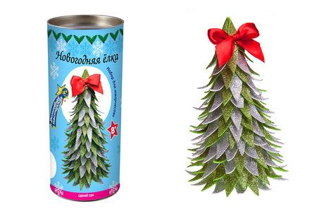 Топиарий «Новогодняя елка»(треугольник, конус)