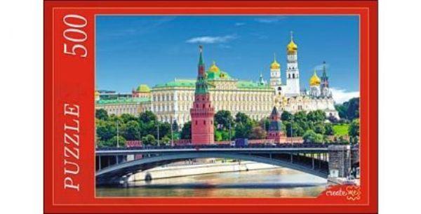 Пазлы 500эл «Вид на Кремль»