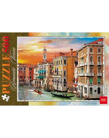 Пазлы 500эл (340х60) «Венеция»