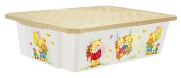 Детский ящик для хранения игрушек на 30л