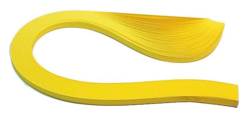 Бумага-квиллинг (5мм) Лимон,150пол