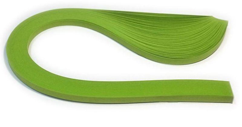 Бумага-квиллинг (5мм) Киви, 150пол