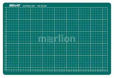 Коврик для резки А3 (450х300мм,толщина 3мм)