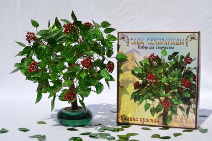 Дерево «Калина красная»