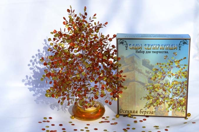 Дерево «Осенняя берёза»