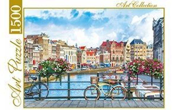 Пазлы 1500эл «Летний Амстердам»