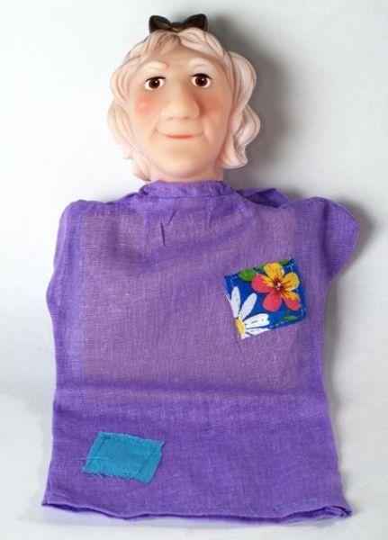 Кукла-перчатка БАБА ЯГА