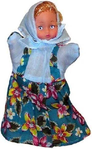 Кукла-перчатка ВНУЧКА