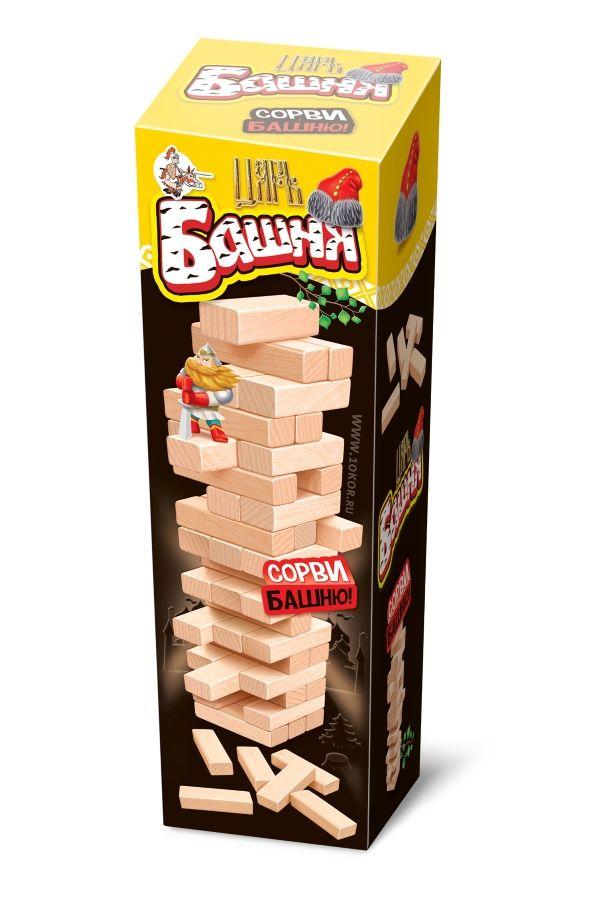 Игра Царь Башня (падающая башня)