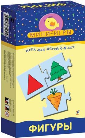 Мини-игры ФИГУРЫ