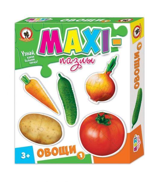 ПАЗЛЫ-МАКСИ  «Овощи 1»
