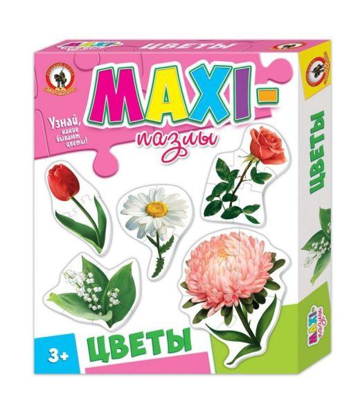 ПАЗЛЫ-МАКСИ  «Цветы»