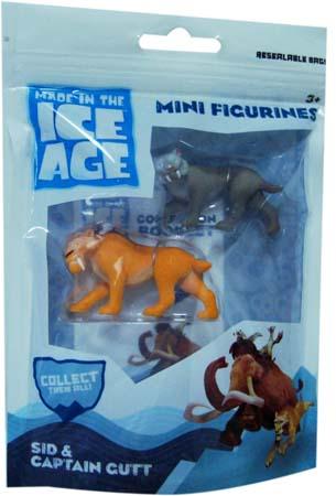 Игра Ледниковый период-4 (2 фигурки)