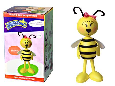 Топиарий Создай куклу «Пчелка»