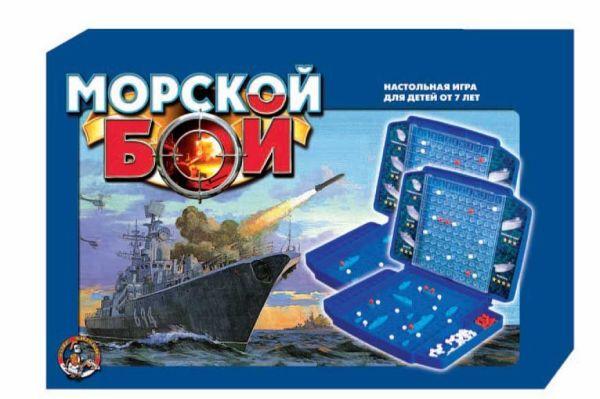 Игра ЖК Морской бой-1
