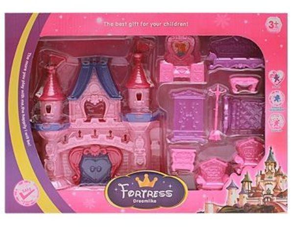 Замок для кукол «Замок принцессы-1» 4,5х30х6см