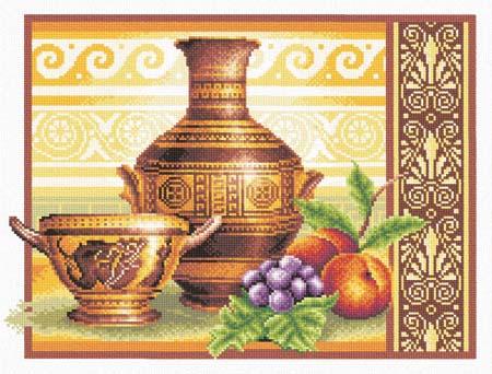 Набор д/вышив М «Греческий полдень»