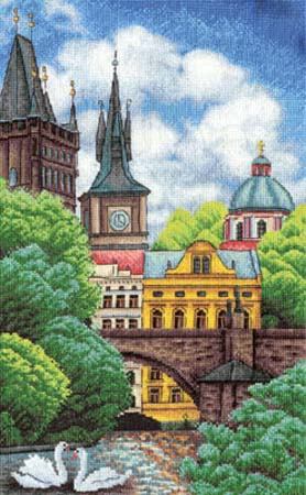 Набор д/вышив М «Прага»