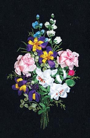 Набор д/вышив Л+М «Праздник цветов»