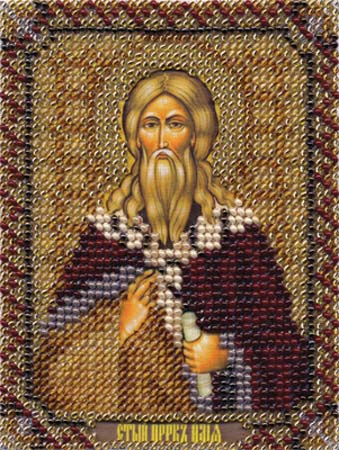 Набор д/вышив Б «Икона Святого Пророка Ильи»