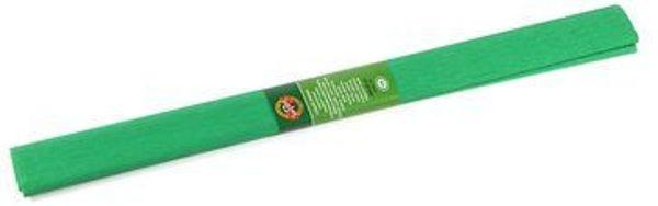 Цв бумага крепиров 50х200см «Зелёная»