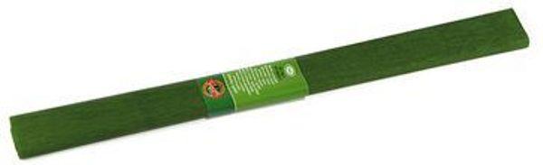Цв бумага крепиров 50х200см «Оливковая»